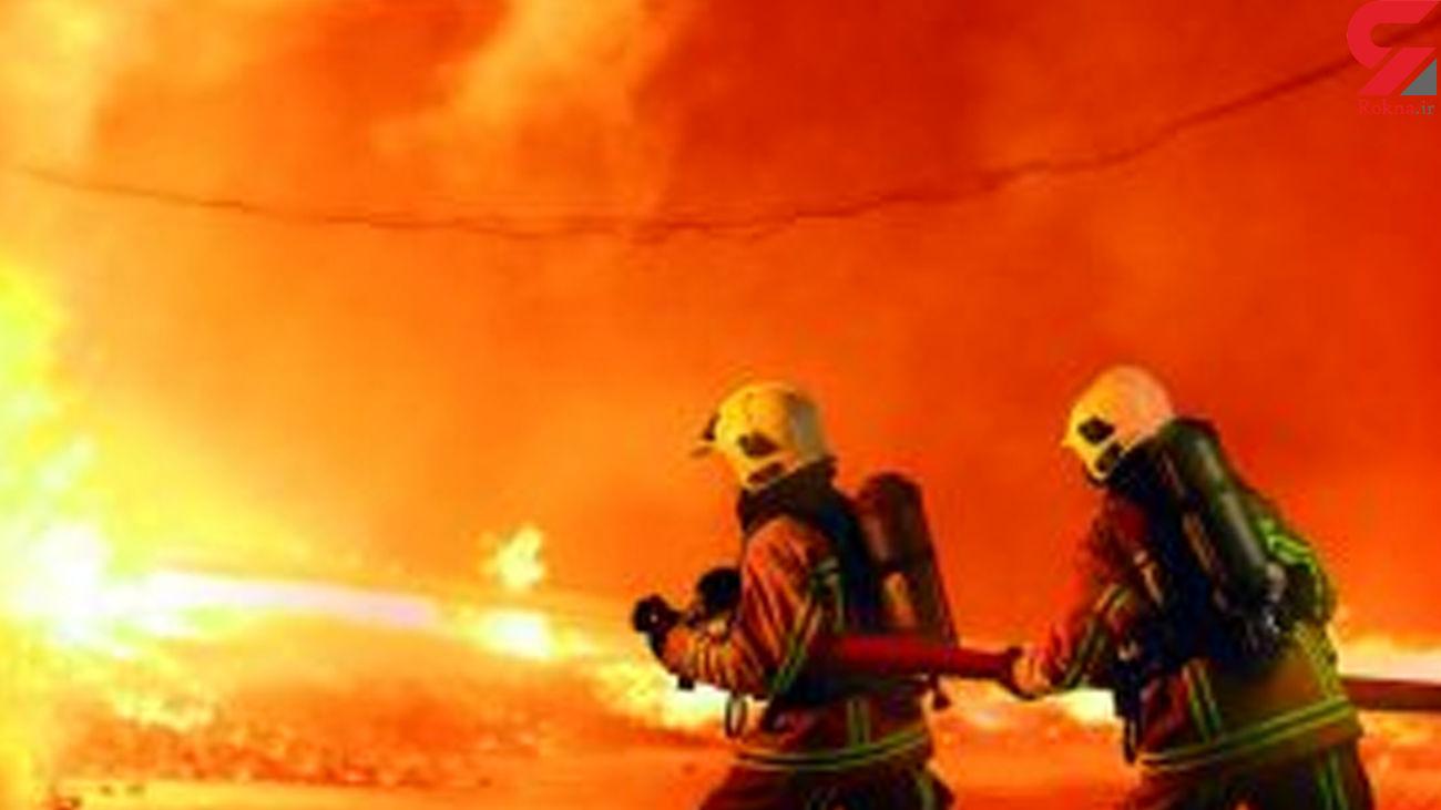 کتک خوردن 2 آتش نشان در مشهد !