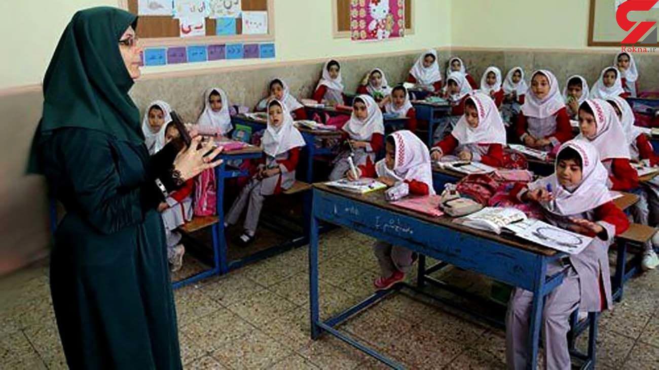 بازگشایی حضوری مدارس در خوزستان منتفی شد