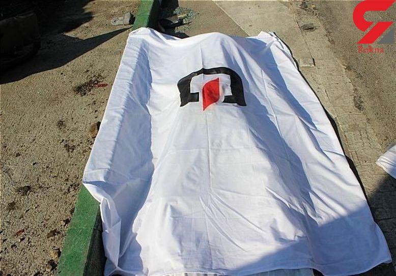 عکس جنازه مرد تهرانی زیر پل شهید محلاتی! + جزییات