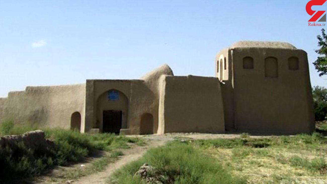 مرمت خانه زادگاه دکتر علی شریعتی