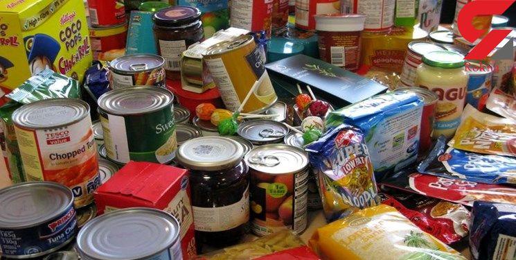کشف بیش از 4 میلیارد ریال مواد غذائی قاچاق در بندرعباس