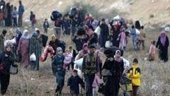 بازگشت حدود ۸۰۰ پناهجوی سوری از لبنان به سوریه