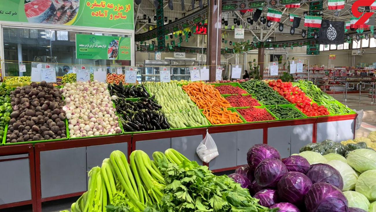 قیمت جدید انواع سبزی و صیفی در میادین میوه و تره بار تهران اعلام شد + نرخنامه