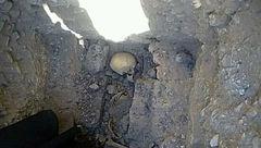کشف اسکلت یک دختربچه در بابل+عکس