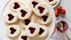 کوکی مربایی شیرینی مخصوص عید نوروز + دستور تهیه