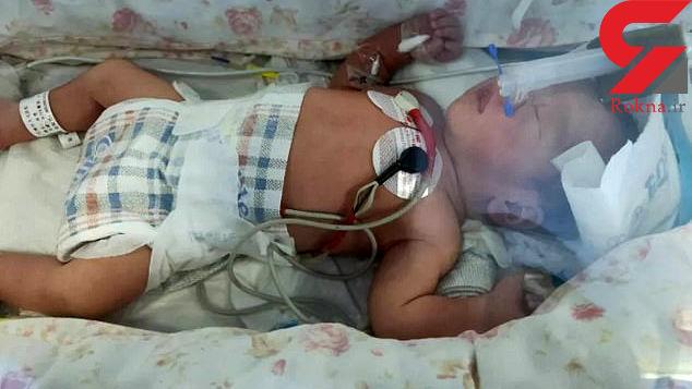 دختر 16 ساله نوزاد ناخواسته را به جوی آب انداخت ! / در چین رخ داد+عکس