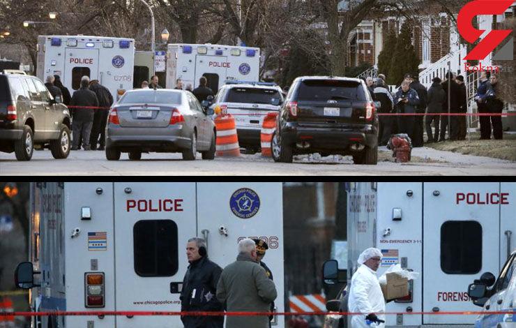 قتل و خودکشی دستهجمعی در شیکاگو