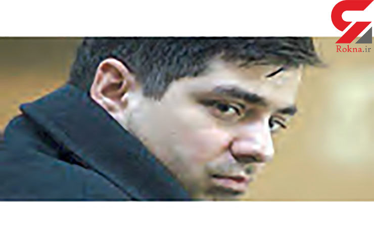 شهرام جزایری در مشهد دستگیر شد+عکس