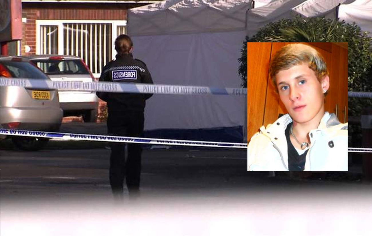 قتل یک جوان با سلاحی شبیه شمشیر + عکس