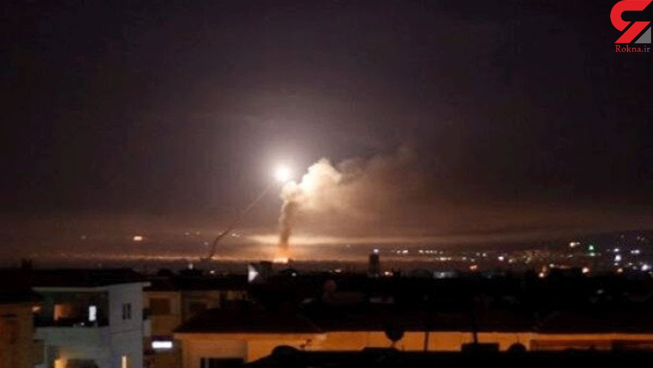Syrian Army intercepts Israeli missile attack