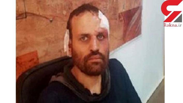 فرمانده داعش دستگیر شد + عکس
