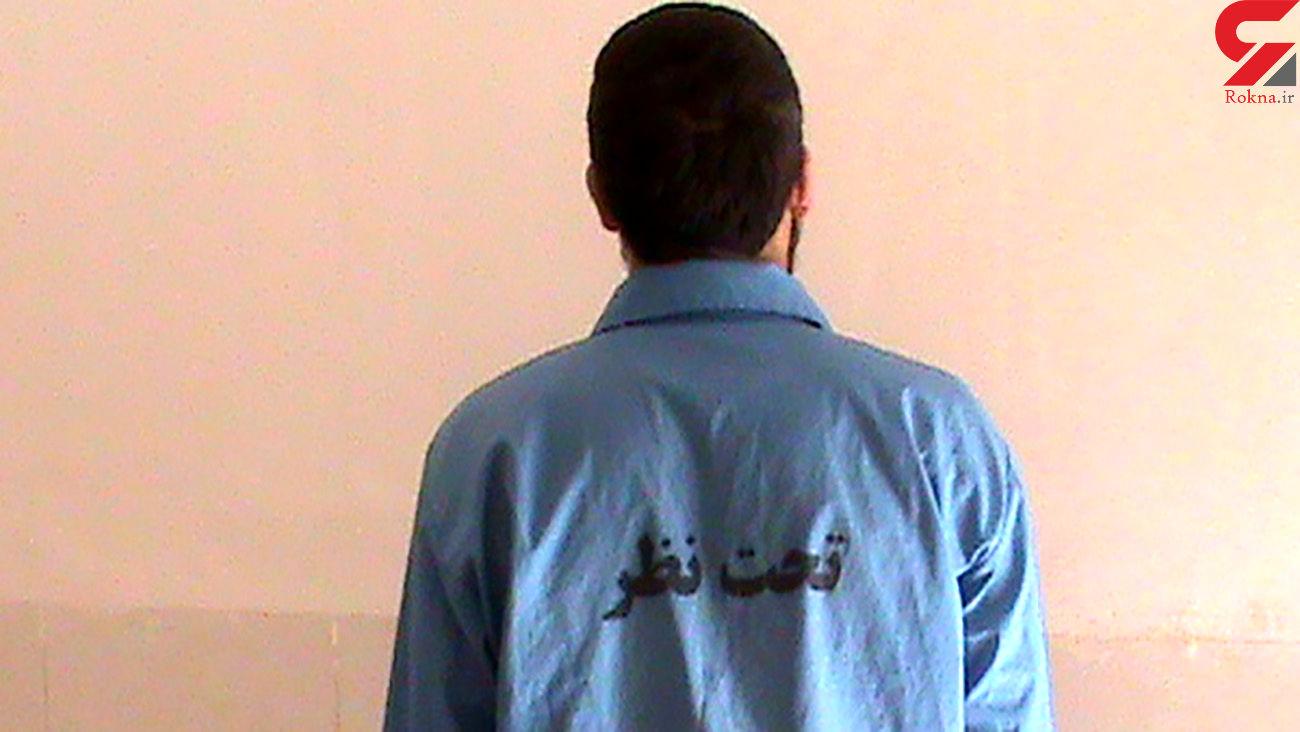 دستگیری سارق موتورسیکلت در بهشهر