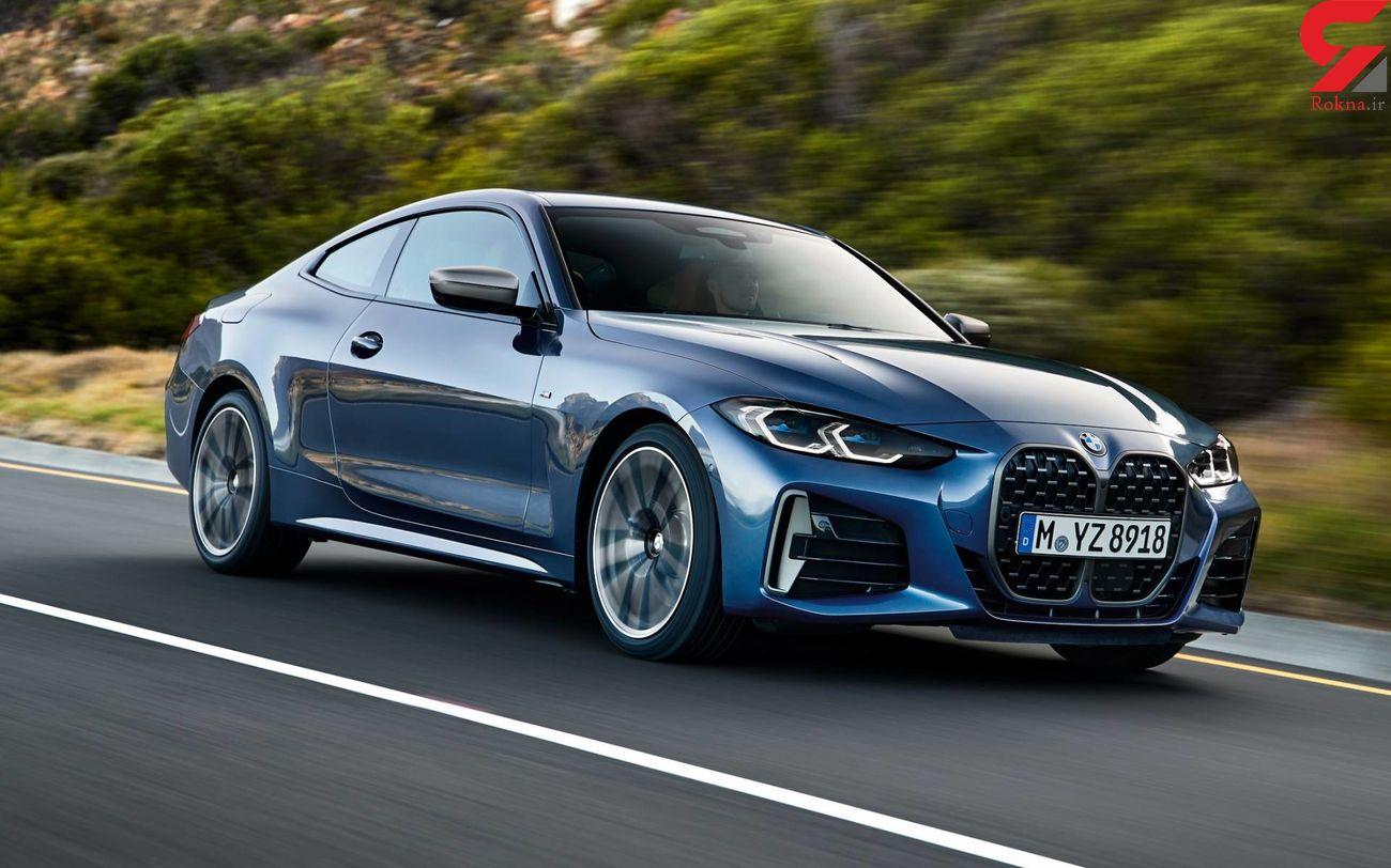 طراح BMW از ظاهر متفاوت نسل جدید سری 4 دفاع کرد