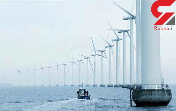 شیوه تازه دانمارک برای افزایش بازدهی توربین های بادی + فیلم