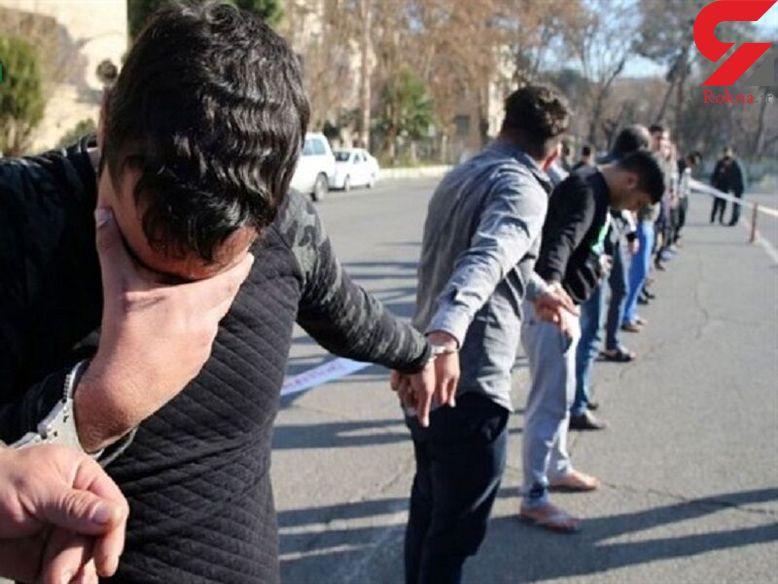 دستگیری 14 اخلالگر مشهدی / آنها عناصر ضدانقلاب بودند