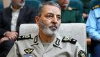 فرمانده کل ارتش: کشور در جنگی با ویژگیهایی خود است