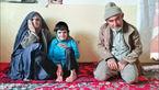 داستان غصه های «سمانه» با گرگ هایی که از دیوار به خانه شان حمله کرده اند + عکس
