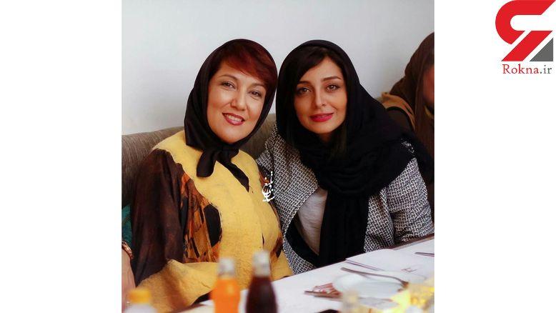 عکس یادگاری بازیگران زن معروف ایرانی در دورهمی عاشقانه ! +عکس