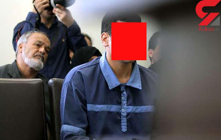 رابطه بی شرمانه زن با قاتل شوهرش / مرد زنش را در کمد خانه دوست صمیمی اش پیدا کرد +عکس قاتل