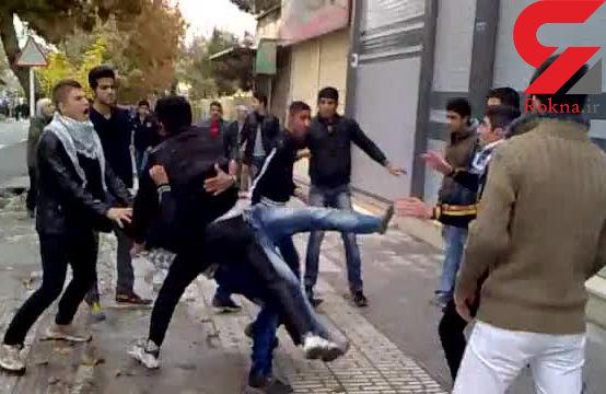 ضرب و جرح رتبه دوم جرائم در استان کرمان