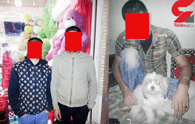 عاملان حمله وحشیانه به زن باردار در آبادان دستگیر شدند+عکس
