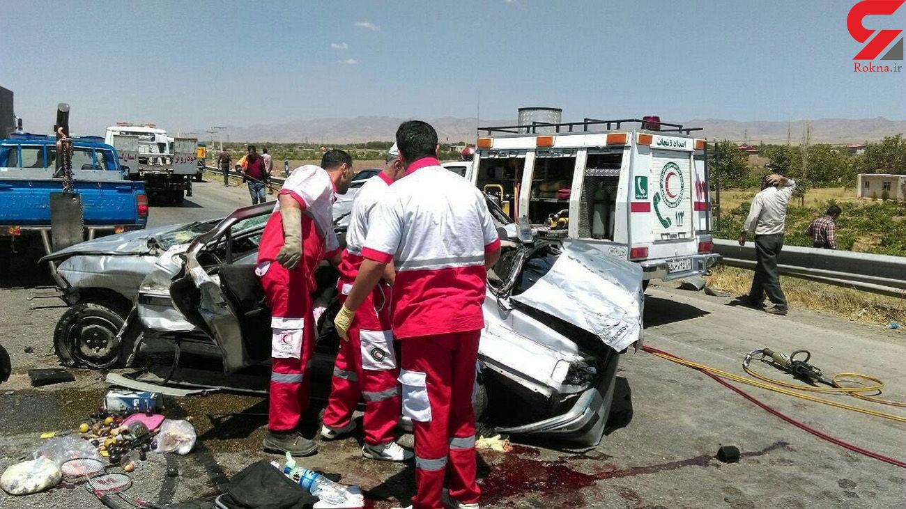 حوادث در خراسان رضوی 56 درصدی کاهش یافت
