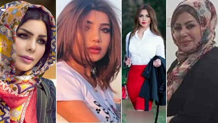 پشت پرده عجیب قتل 4 زن زیبای عراقی + عکس های زنان