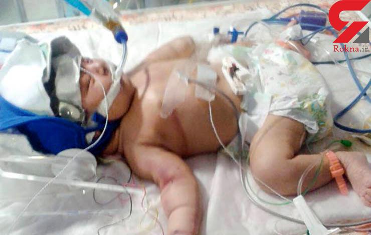 واکنش دادستان به مرگ نوزاد 3 روزه