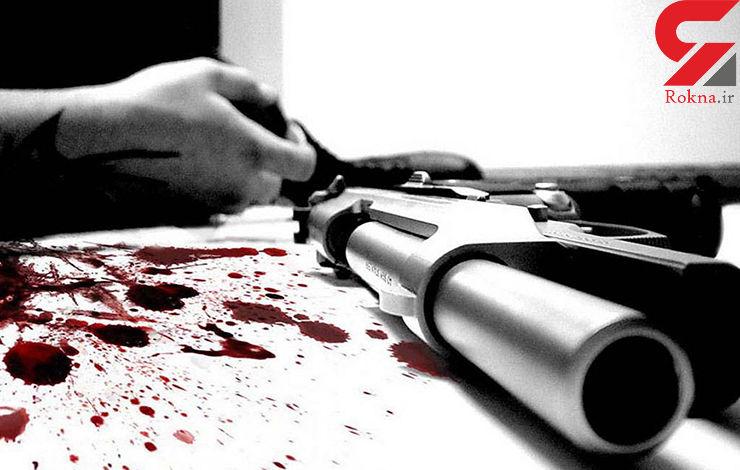 مردی پس از کشتن همسر سومش به سر خود شلیک کرد