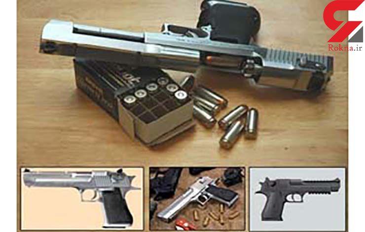 باند فروش اسلحه در غرب هرمزگان متلاشی شد