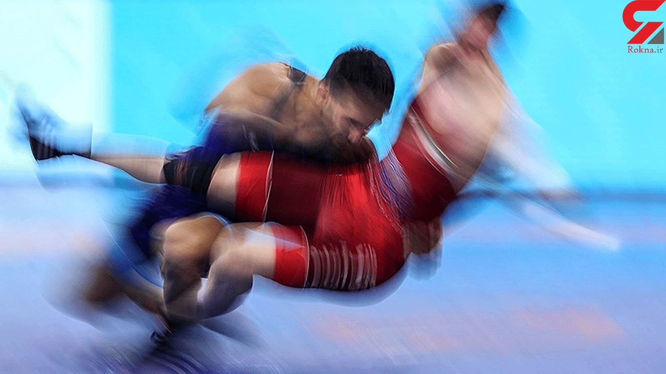 Iranian Wrestlers Arrive in Ukraine