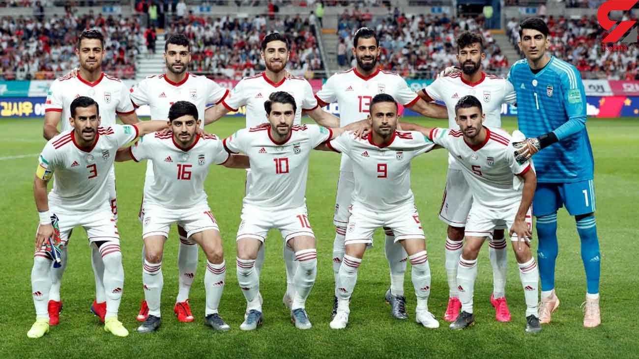 ترکیب تیم ملی ایران مقابل کامبوج