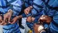 دستگیری و انهدام 3 باند سرقت سیم برق در اهواز