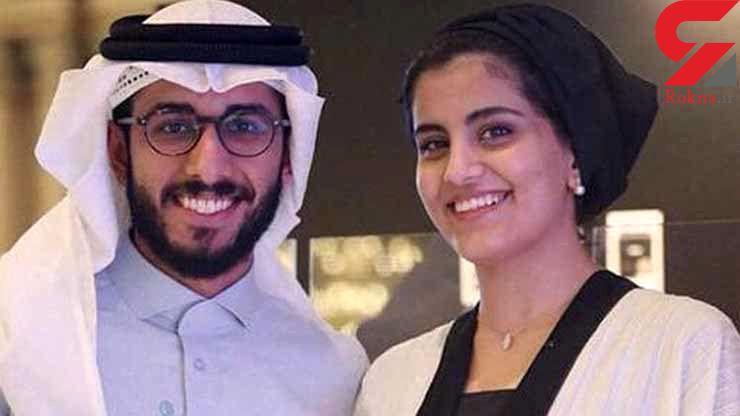 دستور بن سلمان برای طلاق گرفتن بازیگر سعودی از همسر مشهورش! + عکس