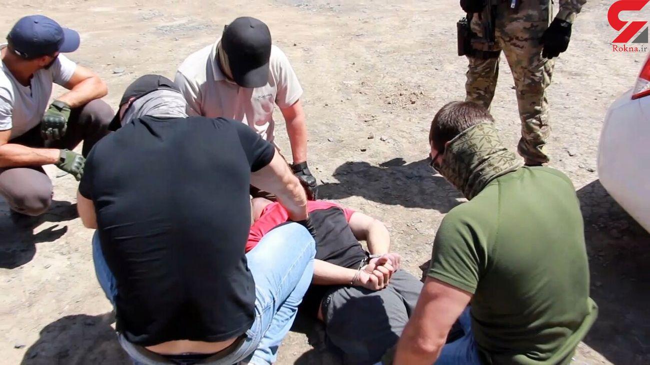 ابوخطاب 150 عراقی را کشته بود / مرد قاتل 12 سال بعد بازداشت شد