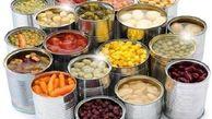 عوارض غذاهای کنسروی بر گوارش
