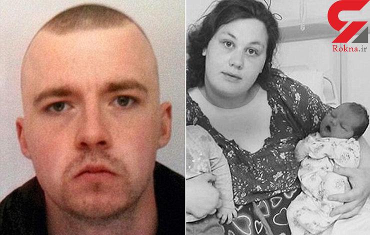 خشم پدر کودکش را به کشتن داد