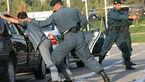 شلیک پلیس زورگیران غرب کشور را در همدان زمین گیر کرد