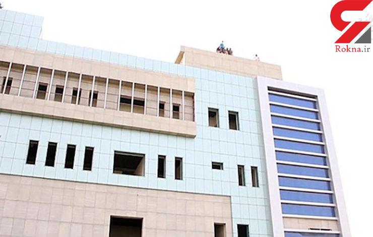عکس های وحشتناک از پرتاب کردن یک مرد توسط داعشی ها از بالای ساختمان+تصاویر