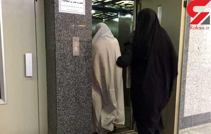داستان عجیب یک زن در شلیک به شوهرش پای تخت خواب + عکس متهم در دادسرای تهران