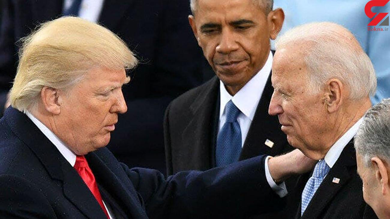 با موافقت ترامپ جو بایدن رییس جمهور آمریکا شد