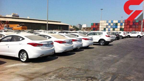 کاهش صادرات خودرو در امسال