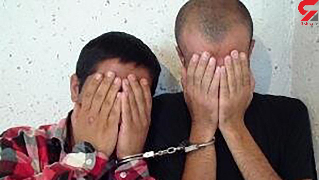 کشف 50 فقره سرقت لوازم خودرو توسط پلیس تهران