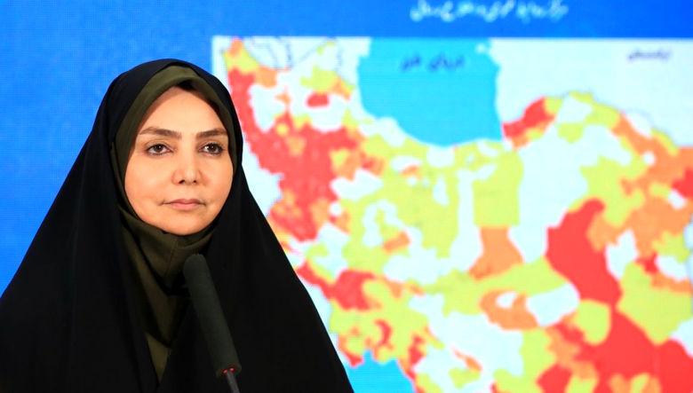 212 مبتلا به کرونا در 24 ساعت گذشته در ایران جانباختند / شناسایی ۲۷۵۱ بیمار جدید کووید۱۹ در کشور