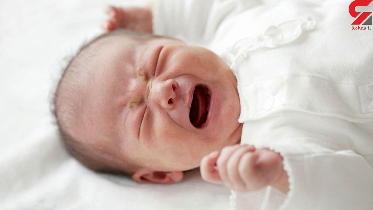 قتل بی رحمانه نوزاد 4 ماهه به دست پرستار عصبی + عکس