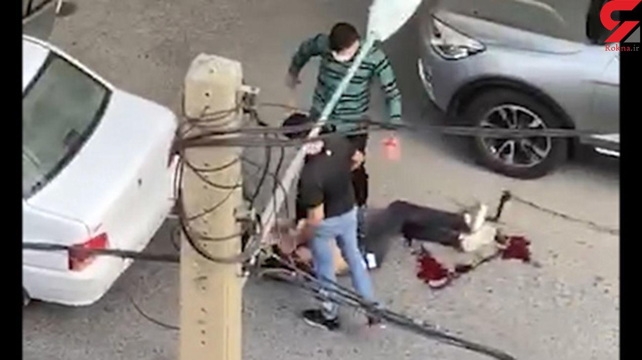 گفت و گو با شاهدان عینی دوئل مسلحانه سهراب و خشایار در سعادت آباد + عکس و فیلم