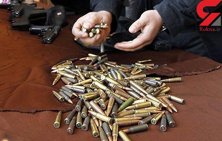 پایان جولان 11 گانگستر در سرقت های مسلحانه مشهد