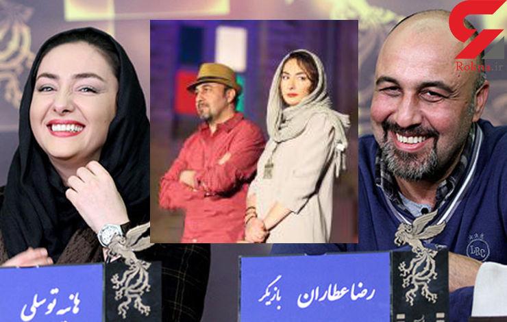 صحبت های جَنجالی رضا عطاران: برای پوشیدن پیرهن قرمز مردد بودم! + فیلم