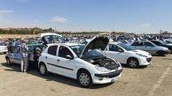 کرونا بر بازار خودروی کشور تاثیر گذاشت