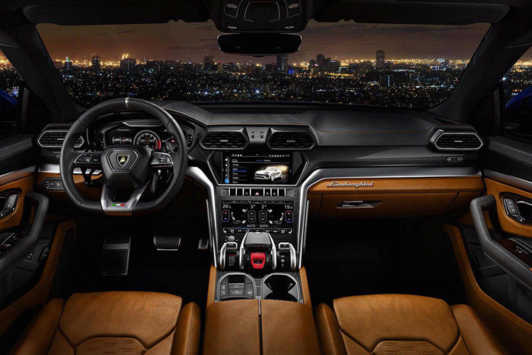 لامبورگینی اوروس / Lamborghini Urus
